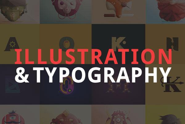 Illustration & Type