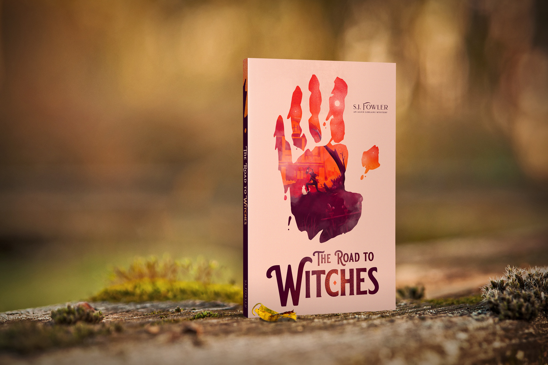 Road to Witches book cover