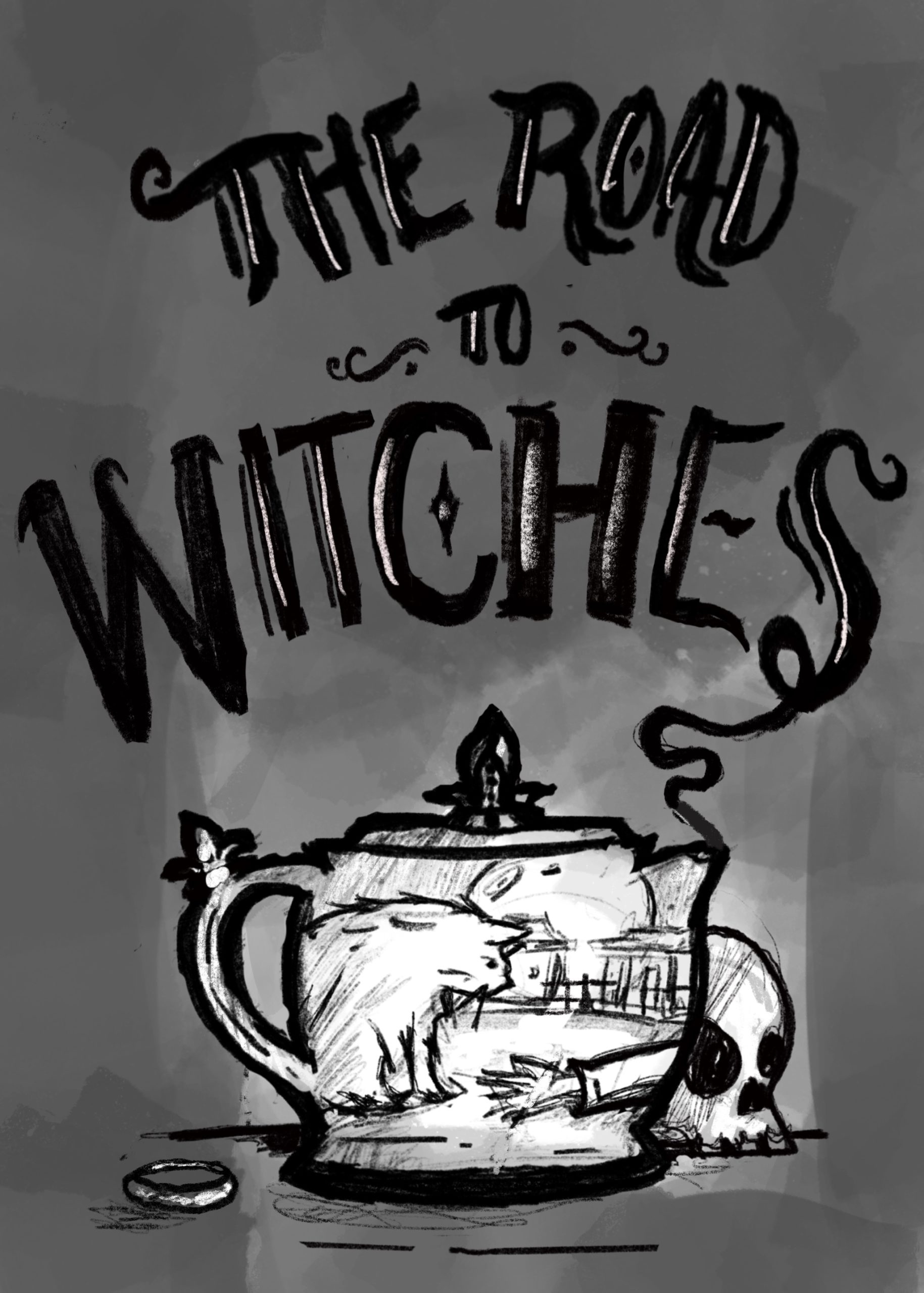 Road to witches - sketch
