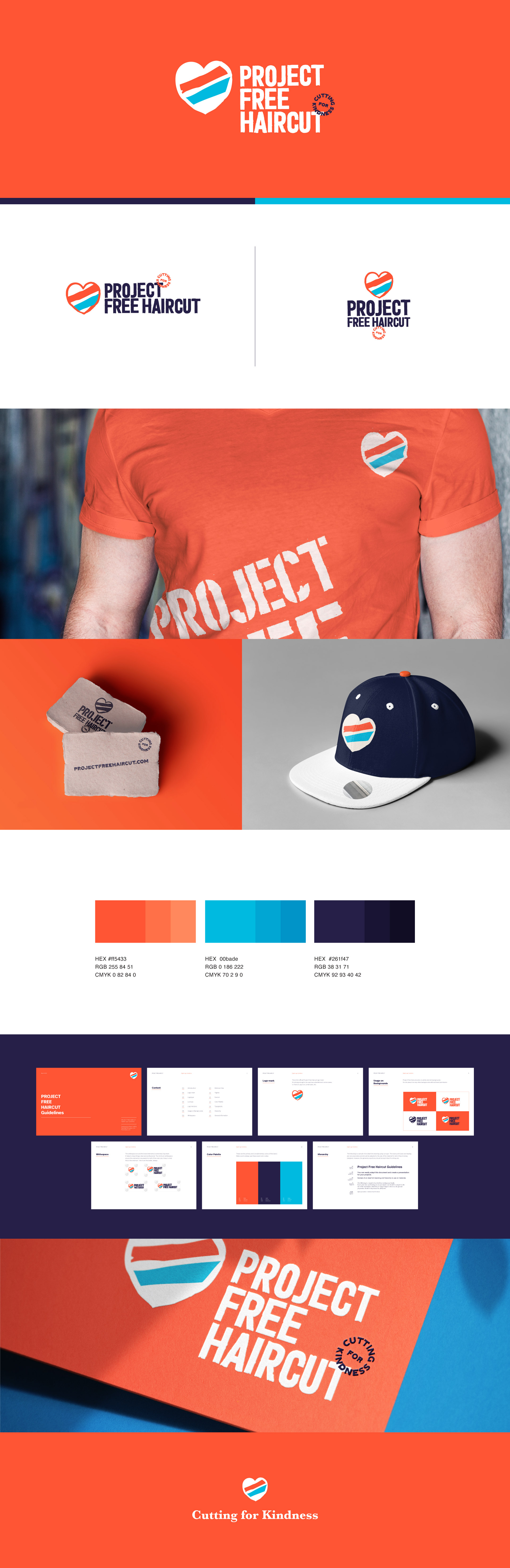 Project Free Haircut Logo